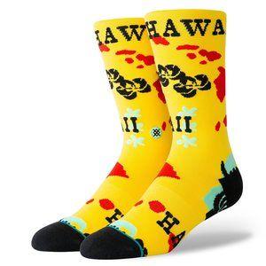 NWT Hawaii Chain Oblow Socks